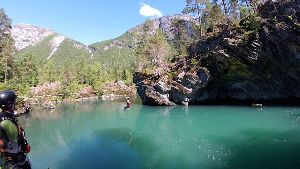 Canyoning in Norway - Best Season