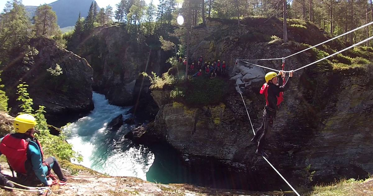Canyoning in Norway - Best Time