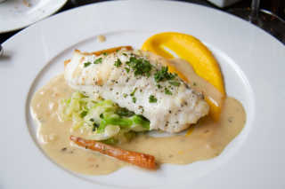 Christmas Specialties: Lutefisk and Fresh Cod