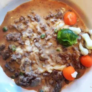 Finnbiff or Reindeer Stew