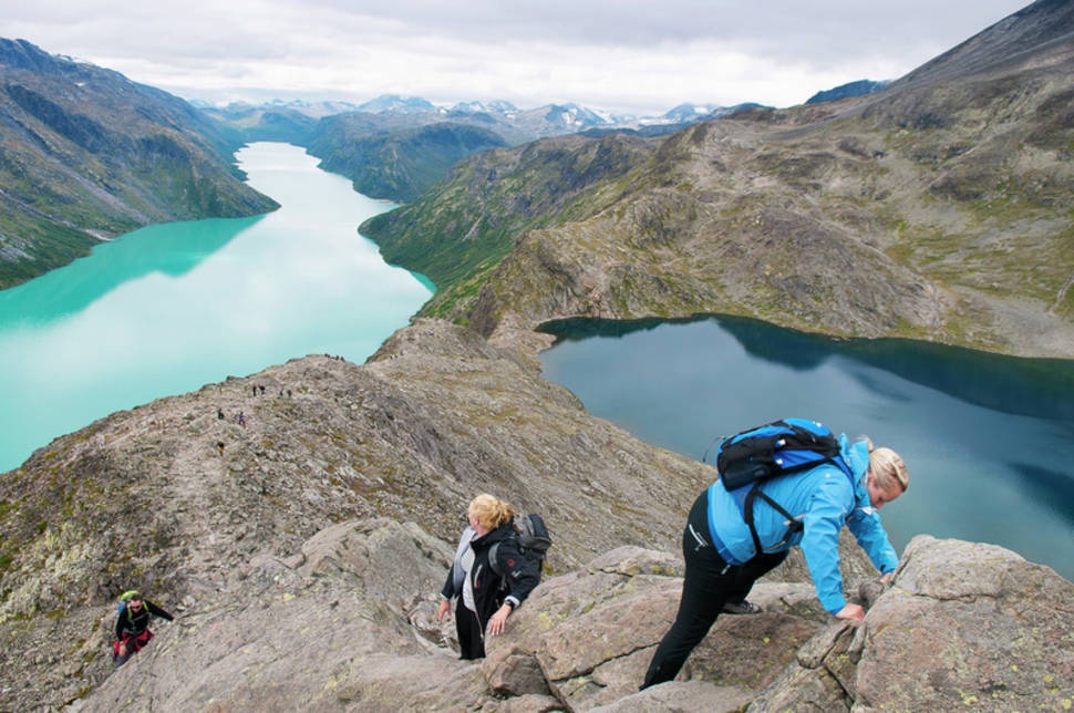 Hiking in Jotunheimen National Park in Norway - Best Time