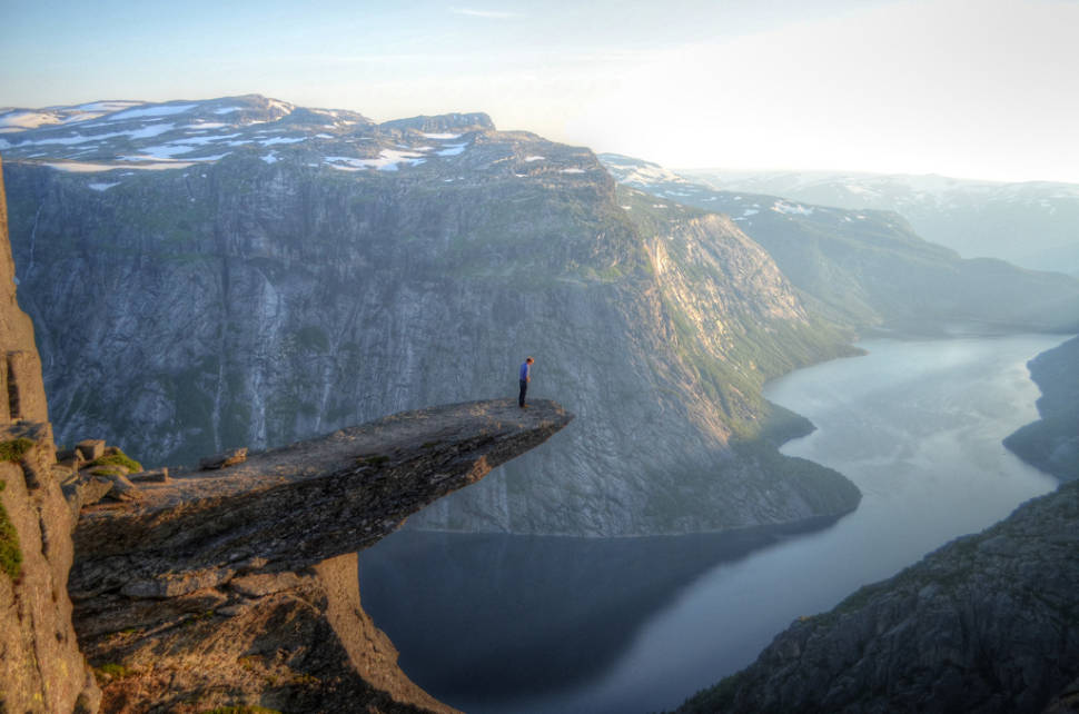 Hiking Trolltunga in Norway - Best Season