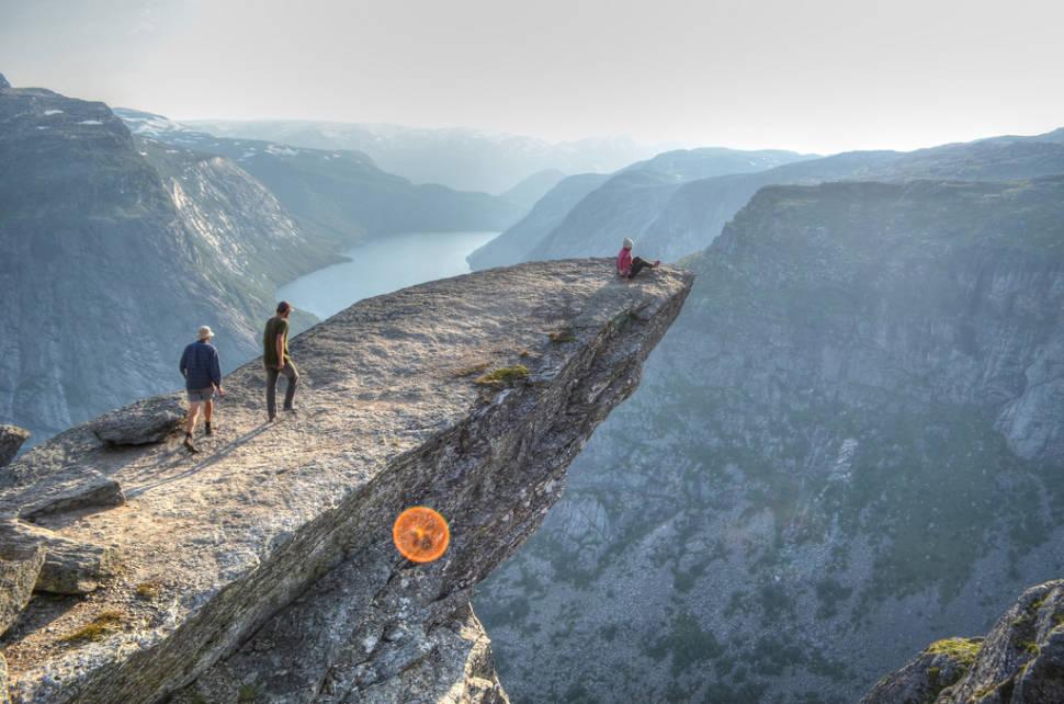 Hiking Trolltunga in Norway - Best Time