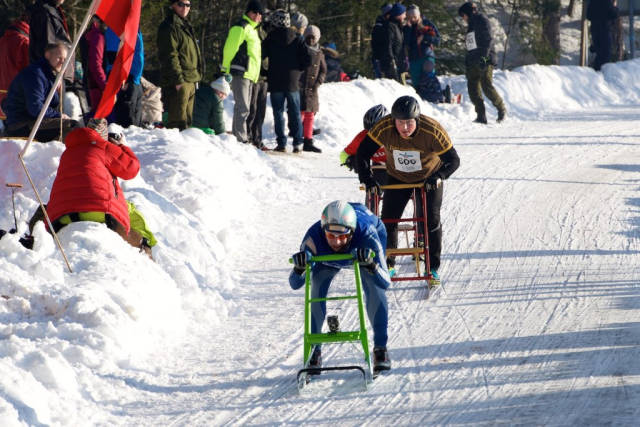 Kicksled World Championship in Norway - Best Season