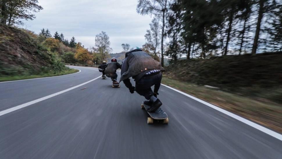 Longboarding in Norway - Best Season