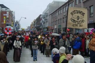 Narvik Winter Festival or Vinterfestuka