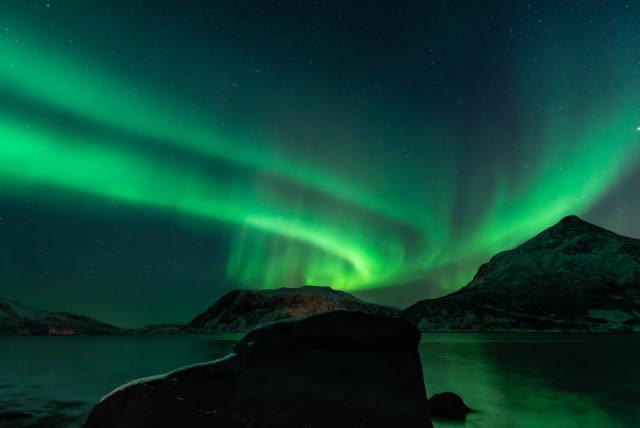 Northern or Polar Lights in Norway - Best Season