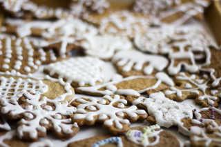 Pepperkaker Biscuits
