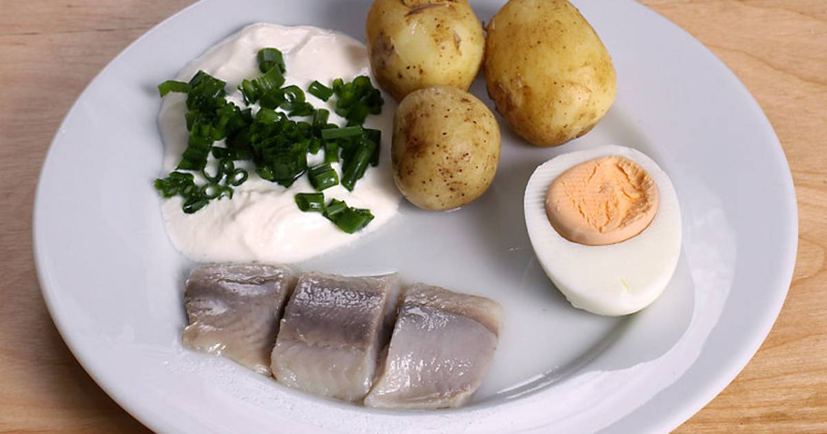 Pickled Herring in Norway - Best Time