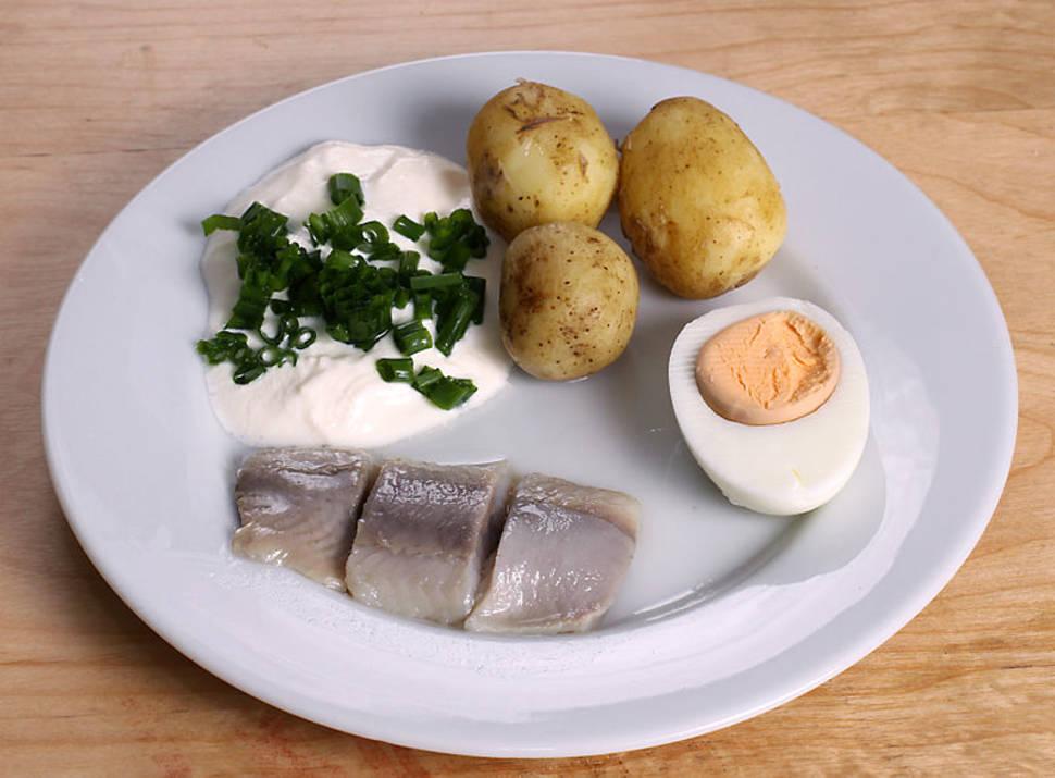 Pickled Herring in Norway - Best Time