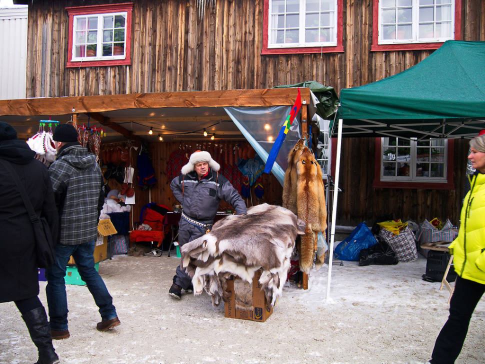 Best time to see Rørosmartnan or Røros Fair