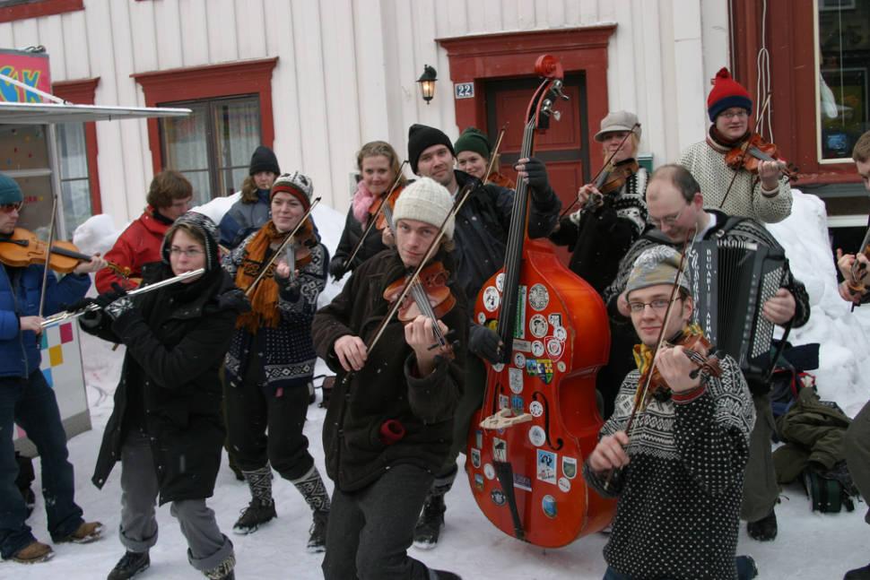 Best time for Rørosmartnan or Røros Fair in Norway