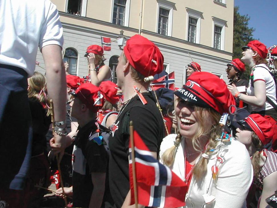 Russefeiring in Norway - Best Time