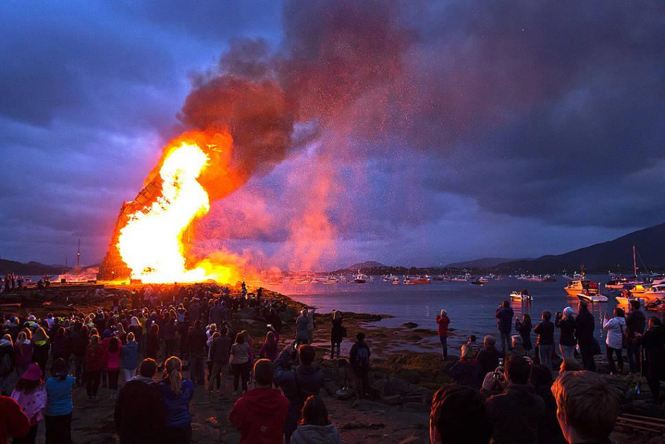 Sankt Hans in Norway - Best Season
