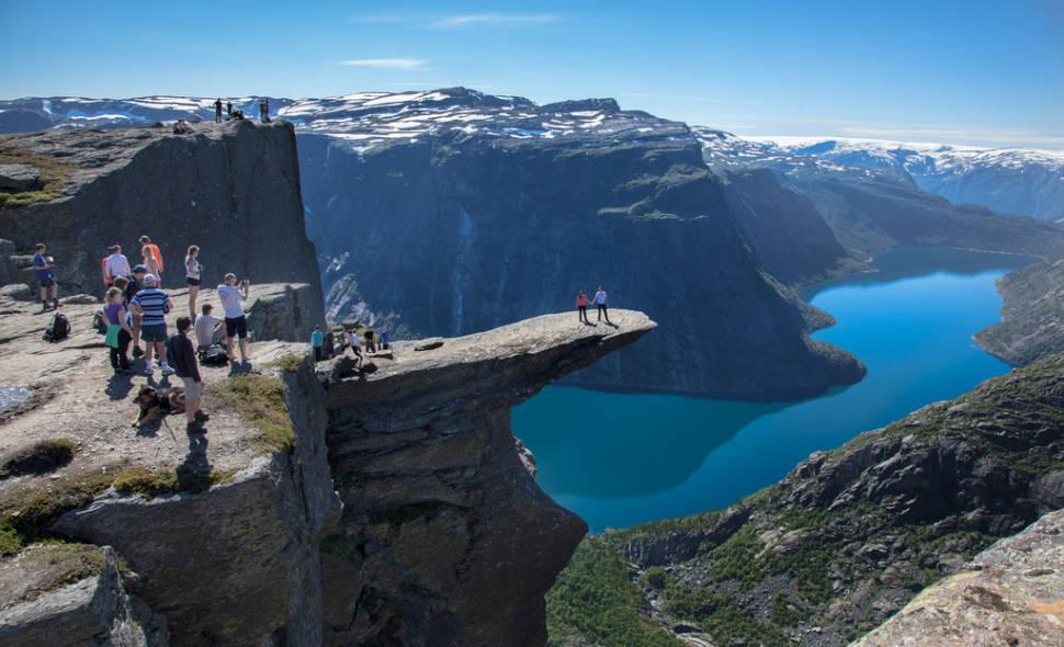 Summer in Norway - Best Season