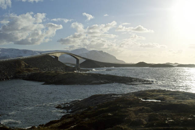 The Atlantic Ocean Road in Norway - Best Season