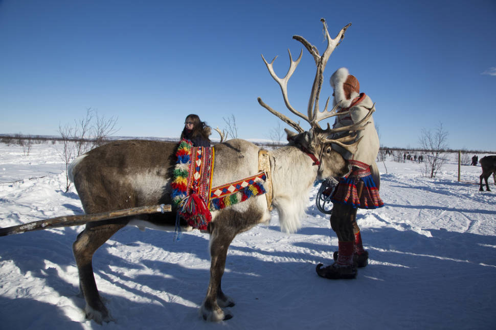 Best time for World Reindeer Racing Championships in Norway