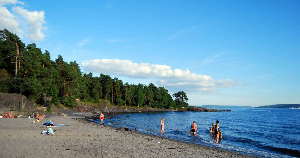 Huk Beach Season in Oslo - Best Time