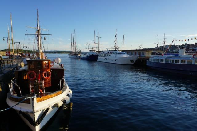 Island Hopping in the Oslo Fjord in Oslo - Best Season