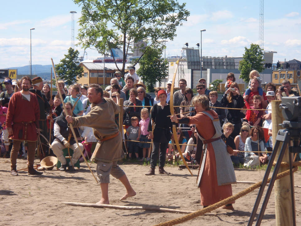 Best time for Oslo Middelalderfestival in Oslo