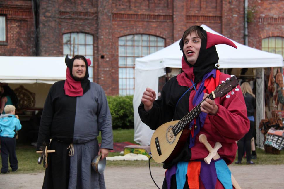 Best time to see Oslo Middelalderfestival in Oslo