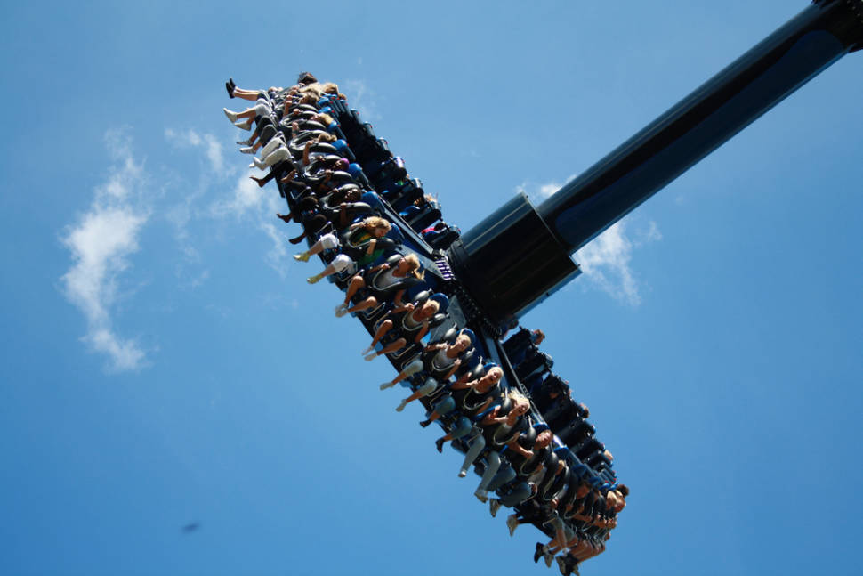 TusenFryd Amusement Park in Oslo - Best Time