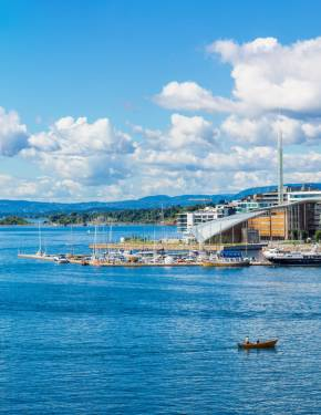 Best time to visit Oslo