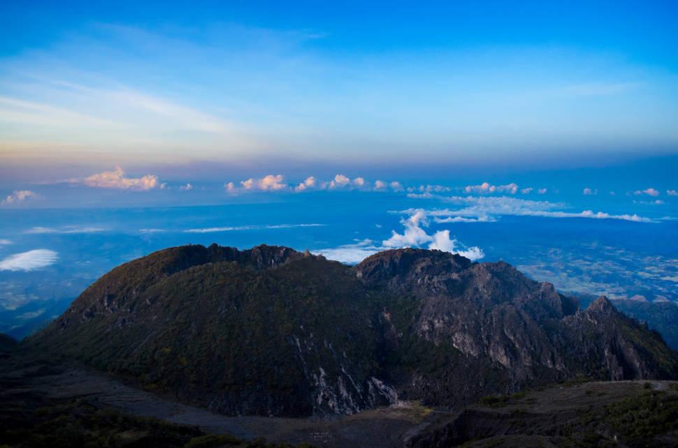 Barú Volcano in Panama - Best Time