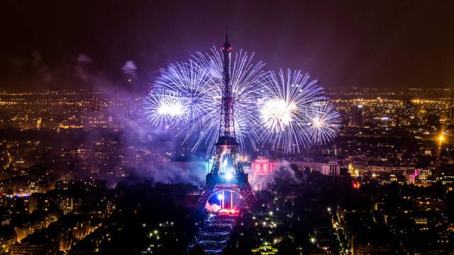 Bastille Day or La Fête Nationale in Paris - Best Time