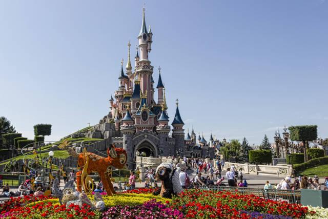 Disneyland Paris in Paris - Best Time