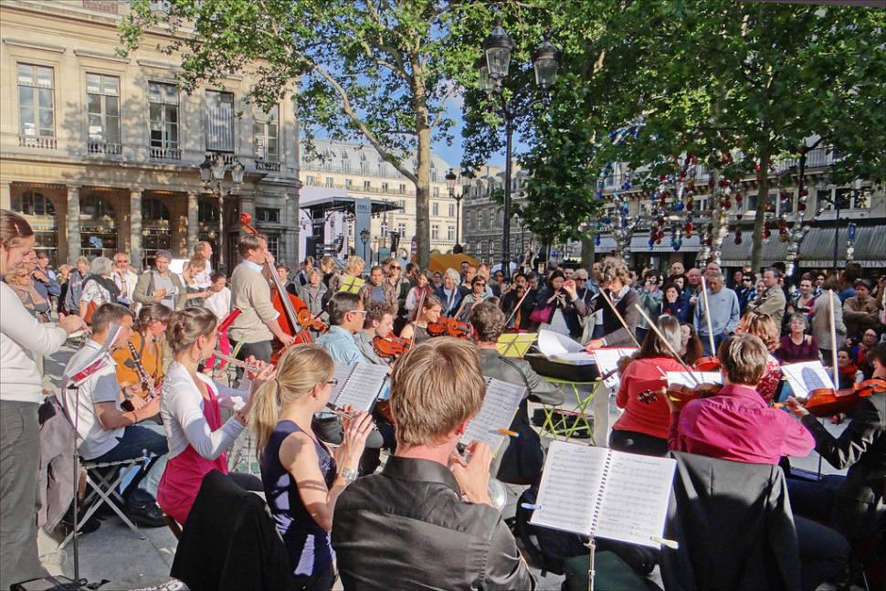 Best time for Fête de la Musique in Paris