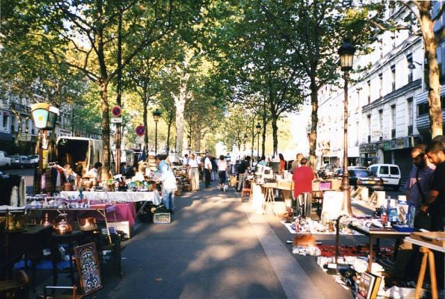 Flea Markets in Paris - Best Time