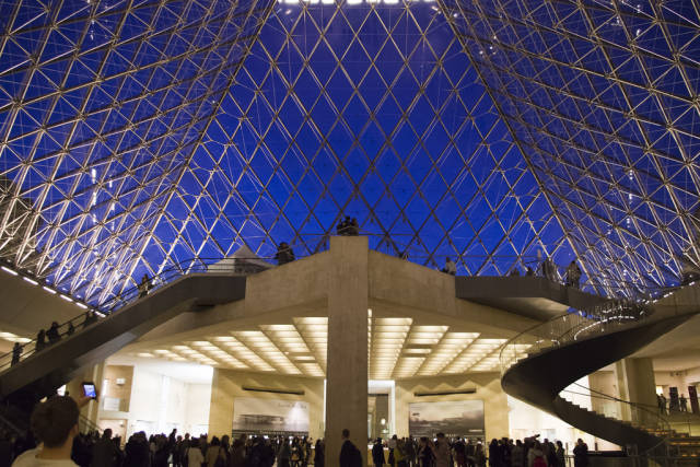 Best time for Louvre with Shorter Queues