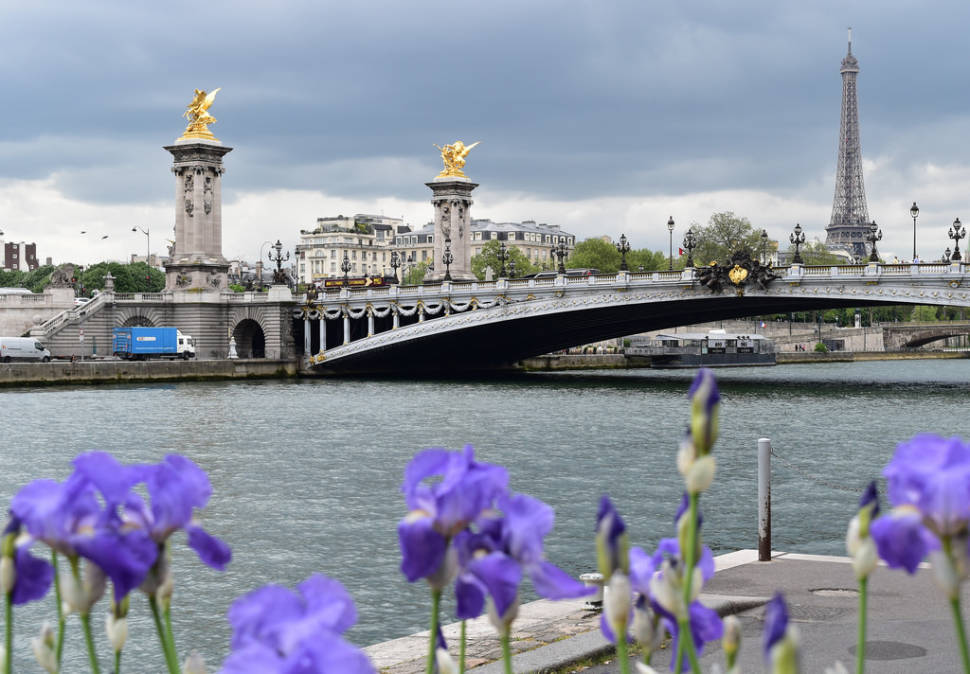 Spring in Paris - Best Time