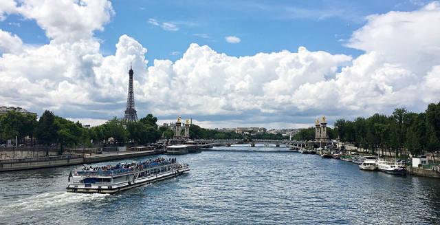 Summer in Paris - Best Time
