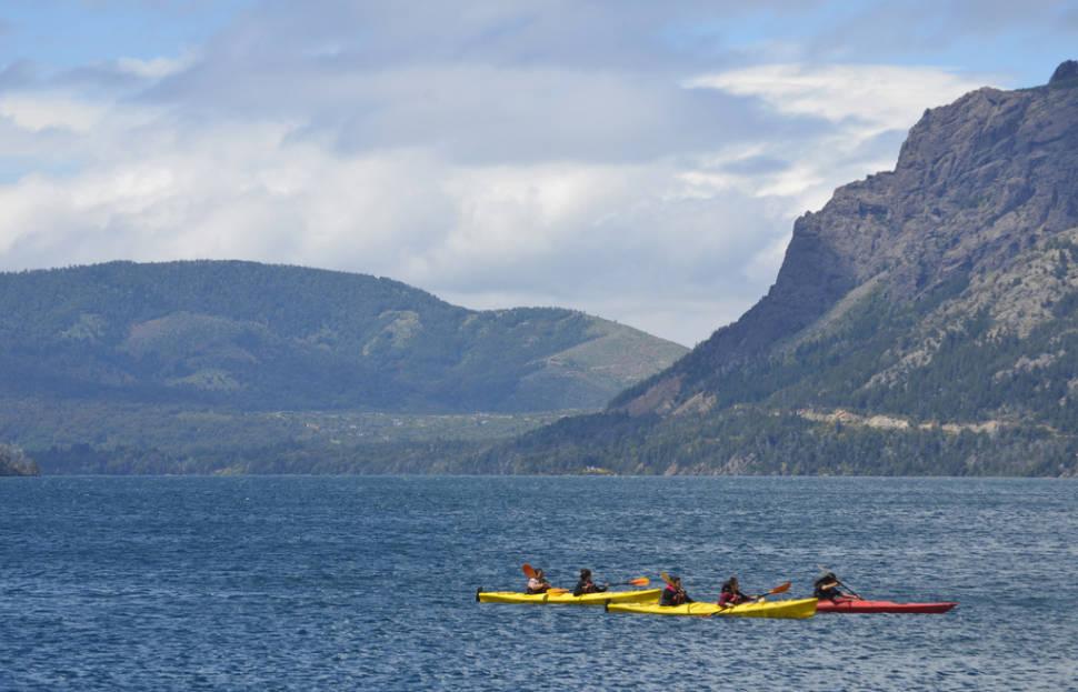 Kayaking in Patagonia - Best Season
