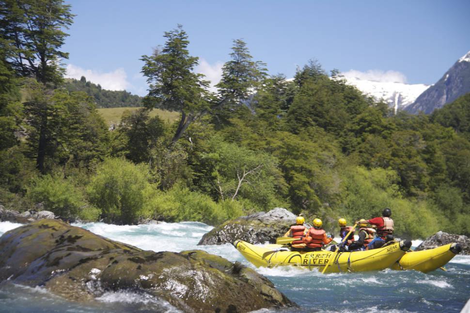 White Water Rafting in Patagonia - Best Season