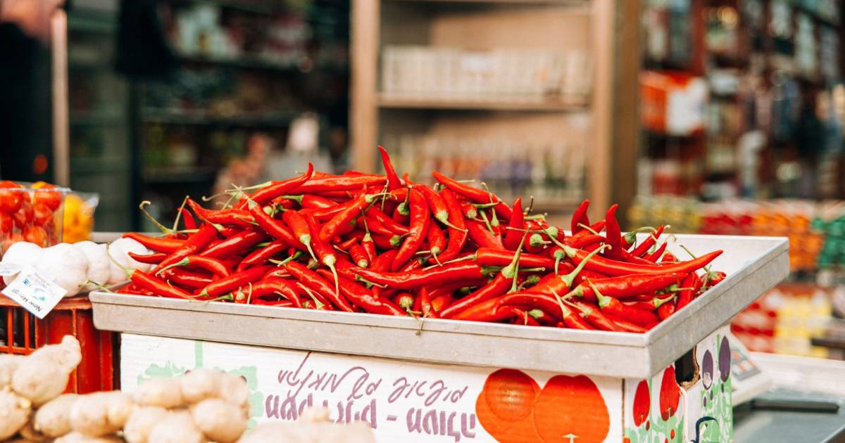 Fresh Chili Peppers in Peru - Best Time
