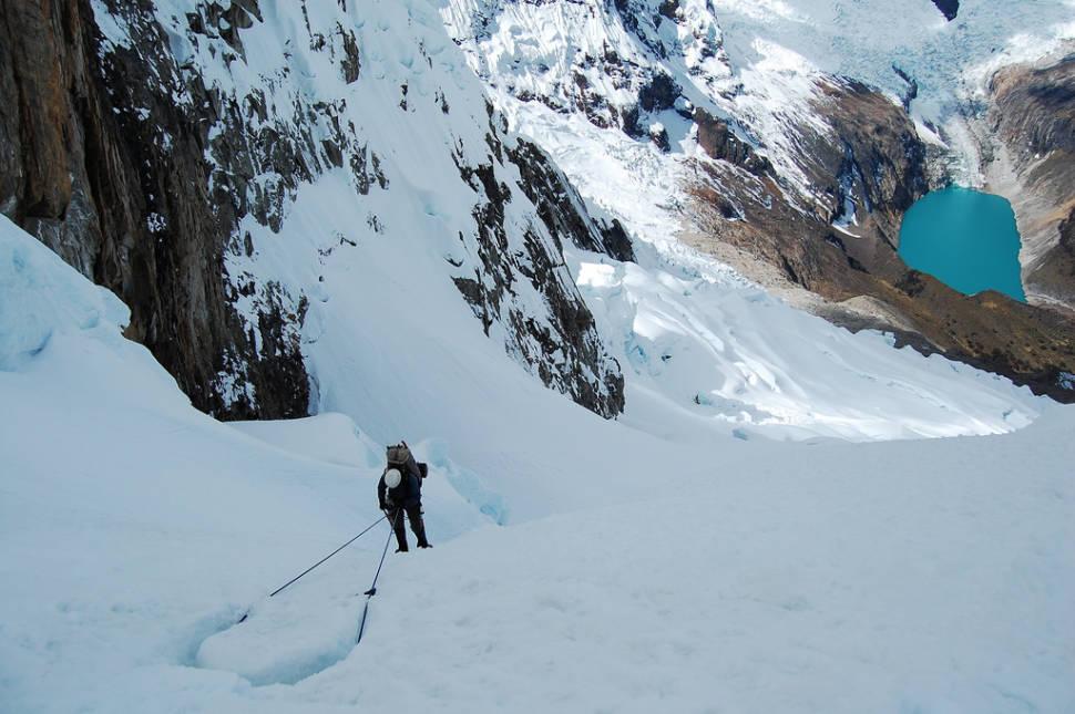 Ice Climbing in Peru - Best Season