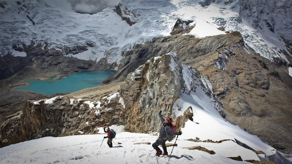 Ice Climbing in Peru - Best Time
