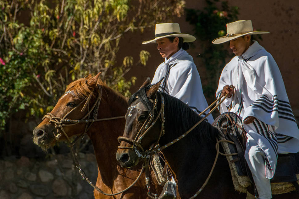 Best time for Peruvian Paso Horse Competitions in Peru