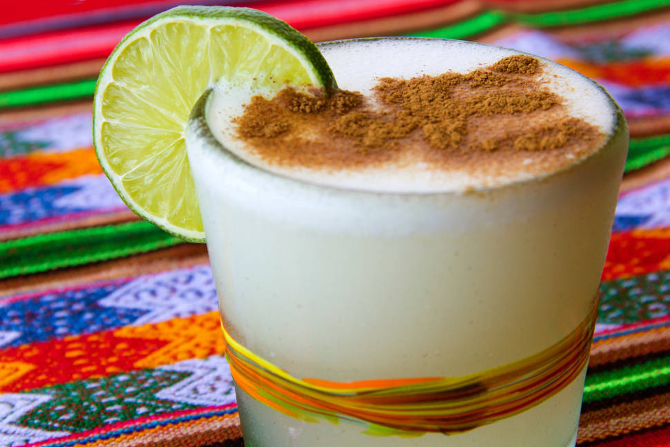 Pisco Sour in Peru - Best Season