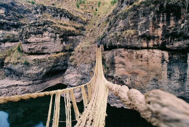Q'eswachaka Bridge Weaving in Peru - Best Time
