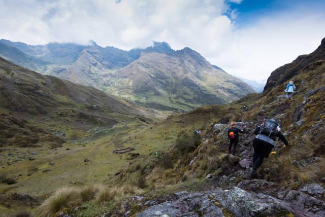 Rainy Season Trekking in Peru - Best Season