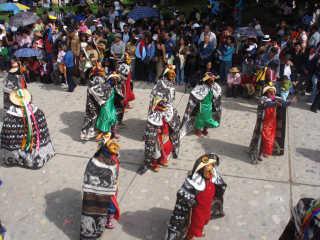 Ritual Dance Huaconada