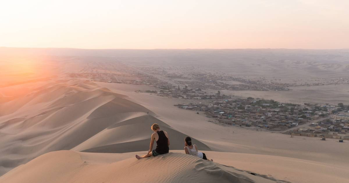 Sandboarding in Huacachina in Peru - Best Time