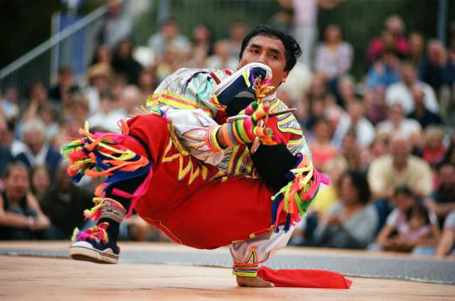 Scissors Dance or La Danza de las Tijeras in Peru - Best Time