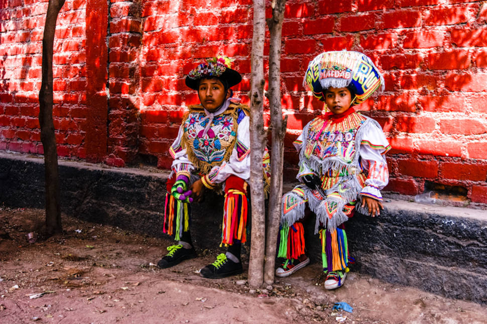 Best time to see Scissors Dance or La Danza de las Tijeras in Peru
