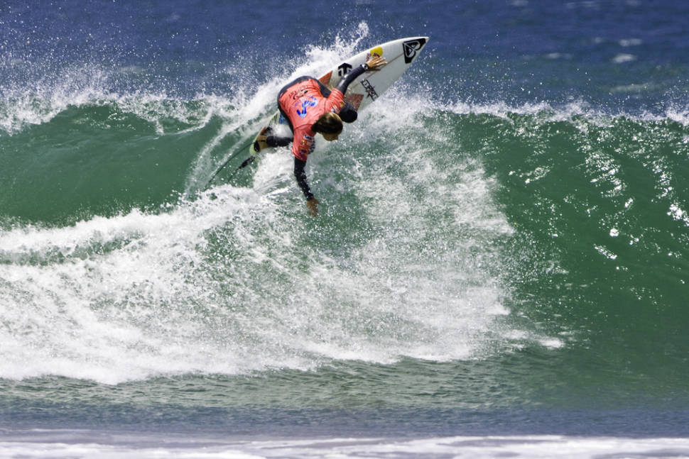 Best time for Surfing in Peru