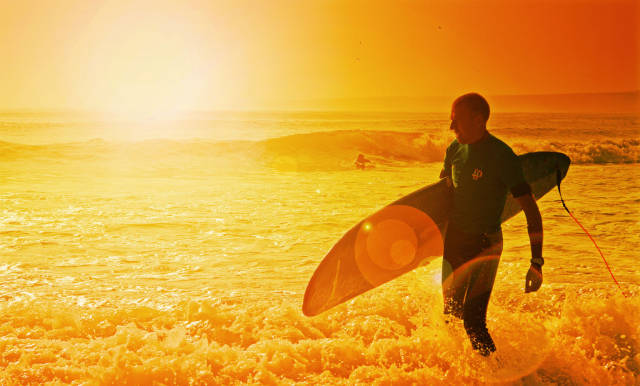 Surfing in Peru - Best Time